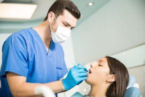 Podstawowe usługi wykonywane w gabinecie stomatologicznym